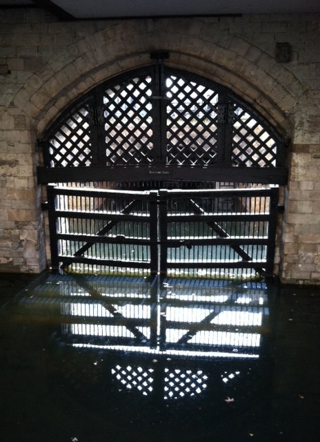 Tower - Traitor's Gate