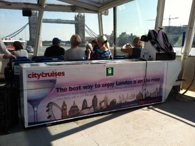 UK - Cruise Sign