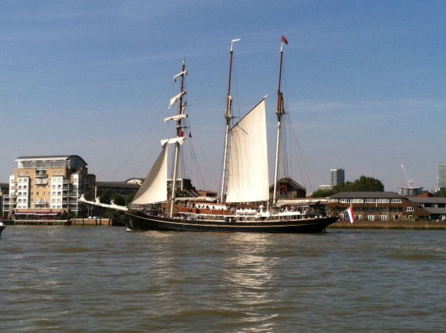 UK - Nice Boat
