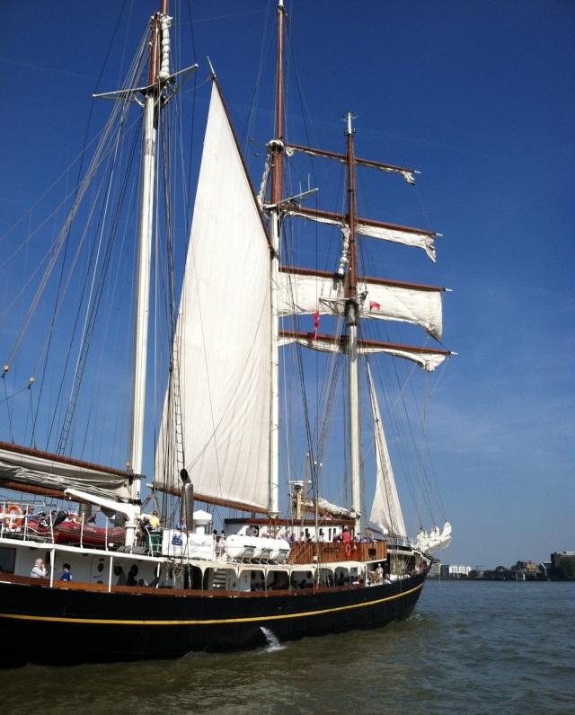 UK - River Boat