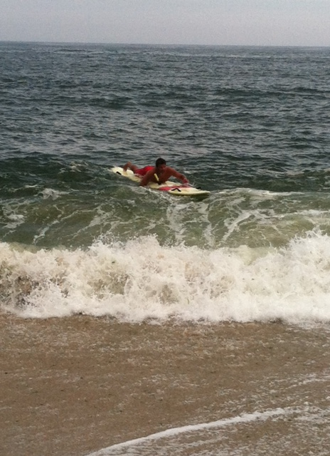 PPB Lifeguard Paddling