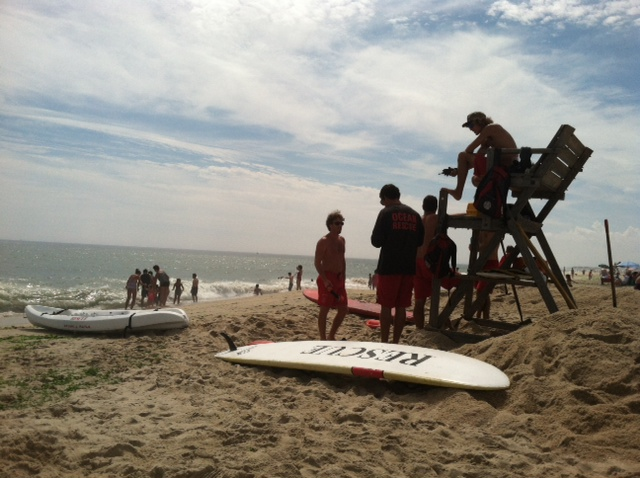 PPB Lifeguard Panorama