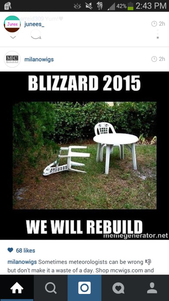 Blizzard 1