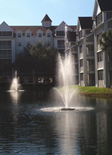 DB Double Fountain
