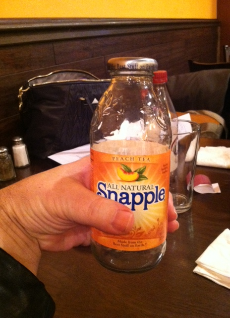 Snapple Flop