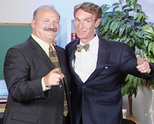 LJP and Bill Nye