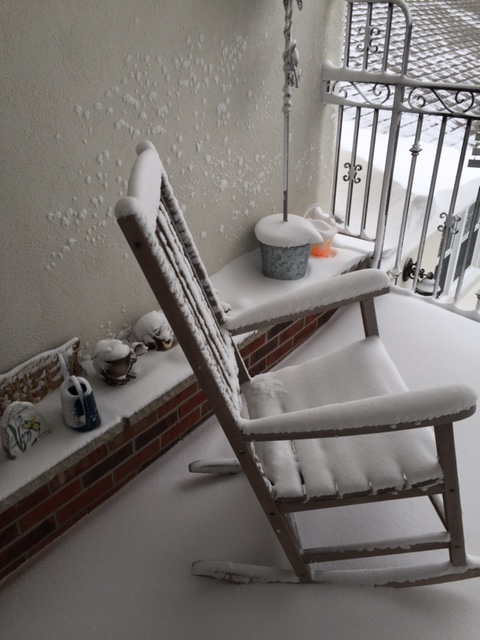 Snow Front Porch 2