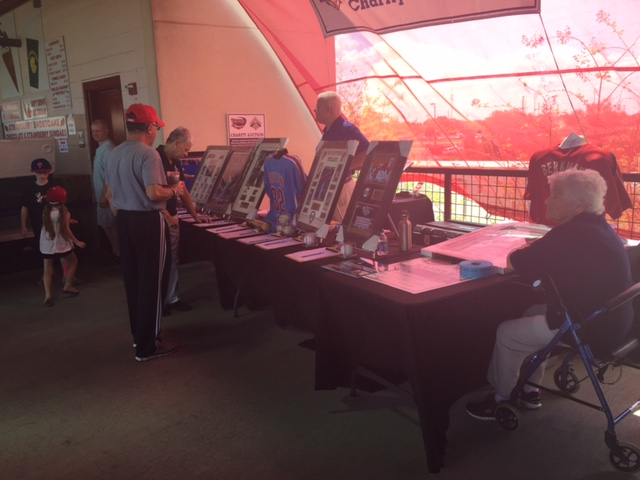 Phillies Auction