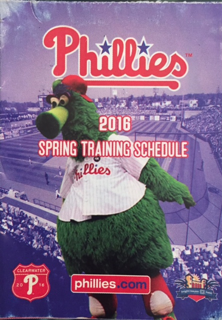 Schedule Cover