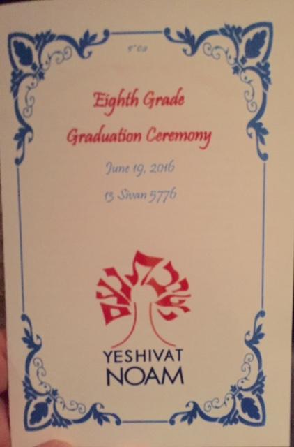 Kayla Grad Program Cover