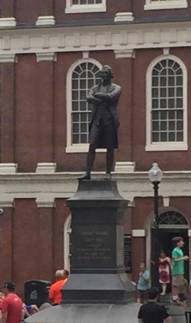 Boston Adams