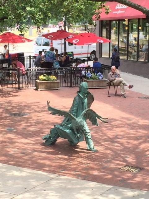 Boston - Edgar Allan Poe - Raven
