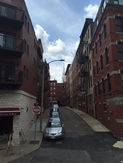 Boston - Revere Alley