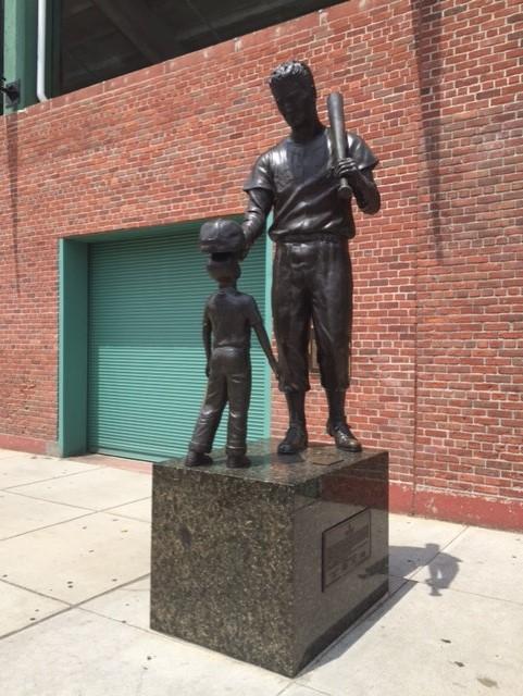 Boston Statue