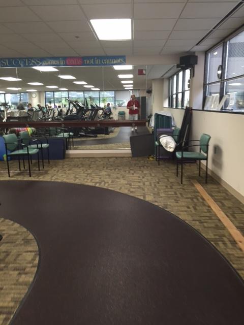 Cardiac Rehab Track