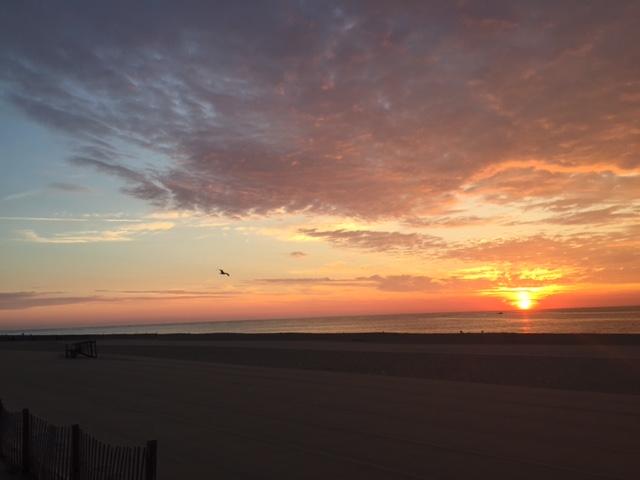 Sunrise Nice View
