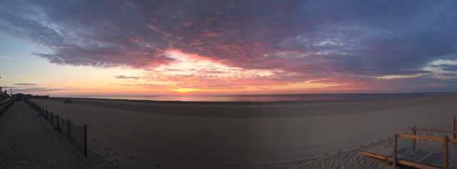 Sunrise Panorama PPB 2