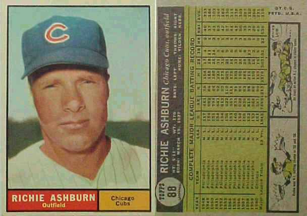 Ashburn 1961