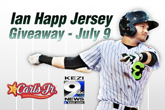 Happ - emeralds jersey