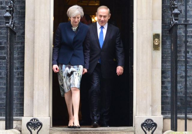 Netanyahu-May