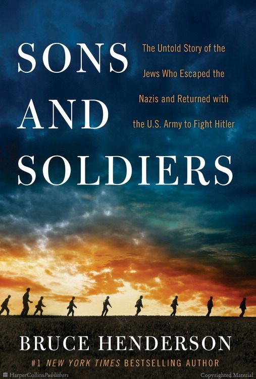 sons and soldiers cover