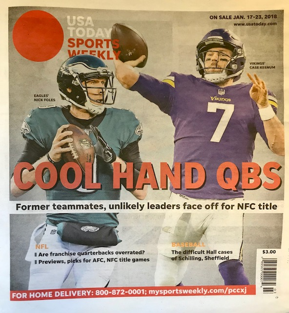 USA Today Sports Cover