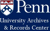 Penn Archives Logo