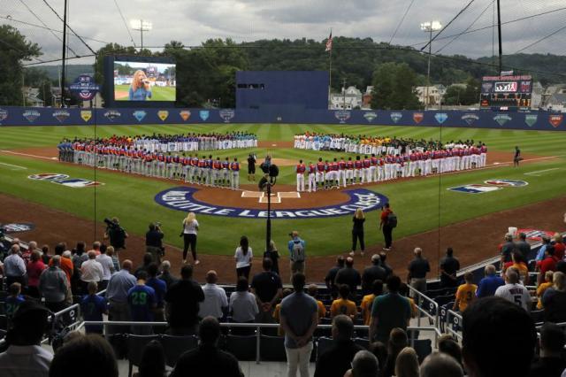 Pre Game Ceremony