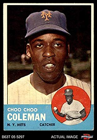 Choo Choo Coleman Mets